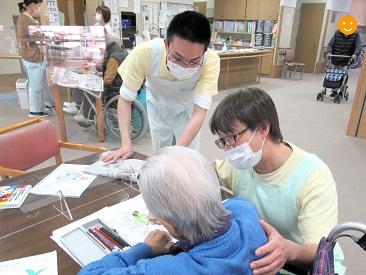 介護老人保健施設ルーエしもつま の 作業療法士(正社員)