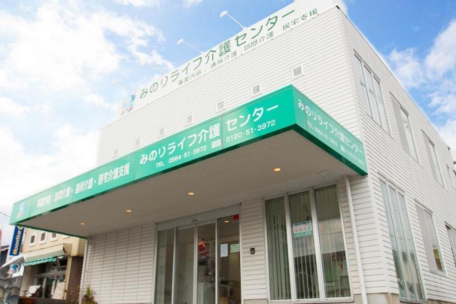 みのりライフ介護センター岡崎 の 介護スタッフ(日勤パート)