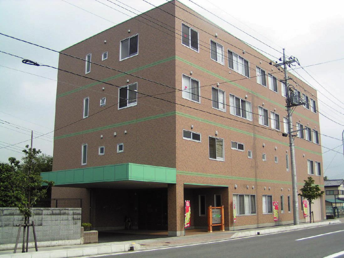 新前橋駅のデイサービス/介護スタッフ